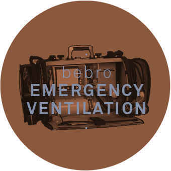 bebro medical technology projects: emergency ventilation