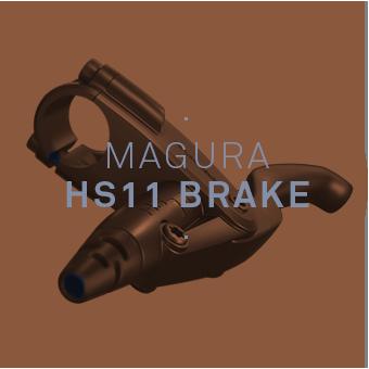 MAGURA HS11 brake