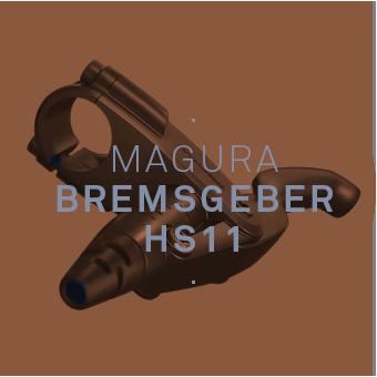 MAGURA Bremsgeber HS11