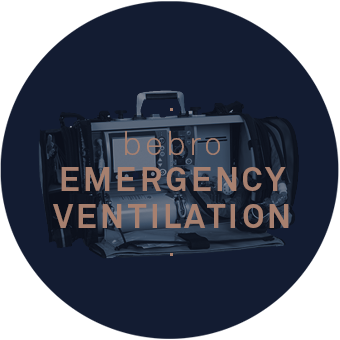 bebro medical technology projects: emergency ventilation