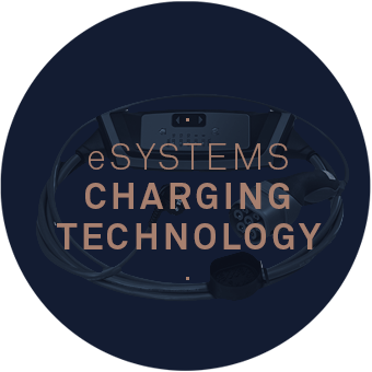 eSYSTEMS charging technology for vehicles